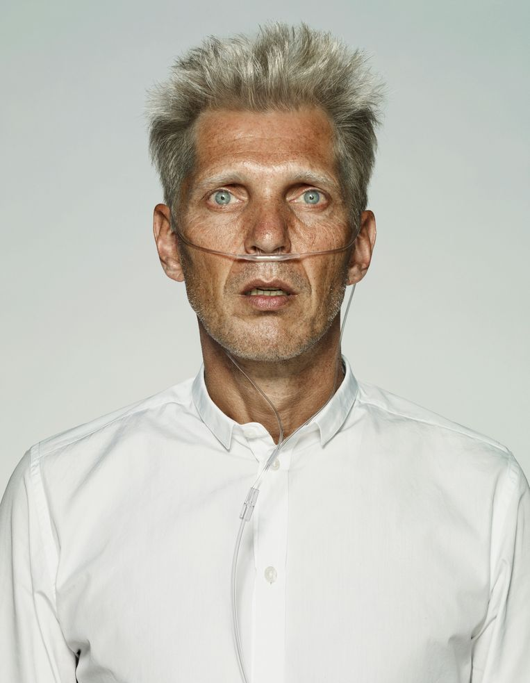 Zelfportret van Erwin Olaf, getiteld I Will Be. (2009) Beeld Erwin Olaf / Courtesy Flatland Gallery