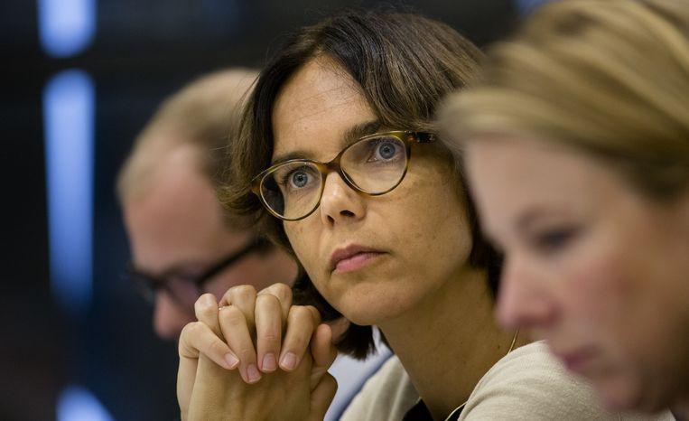 Carla Dik-Faber. Beeld ANP