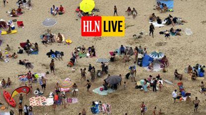 LIVE. Politiemacht paraat aan kust, maar toeristen blijven weg - Eerste lading coronavaccins rolt in Rusland van de band