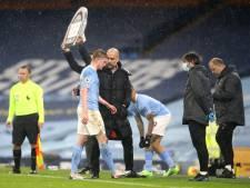 Man City s'impose contre Aston Villa, inquiétude pour De Bruyne sorti sur blessure