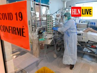 LIVE. Gemiddeld meer dan 15.000 nieuwe besmettingen per dag - EU trekt 220 miljoen euro uit voor overdracht coronapatiënten tussen lidstaten