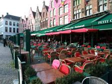 Wordt Brugge één groot terras deze zomer? Stad wil ze dubbel zo groot maken