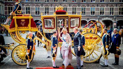 Net zoals jij en ik: Nederlandse Koningin Máxima koopt haar jurk gewoon online (al kost hij wel zo'n 3.500 euro)