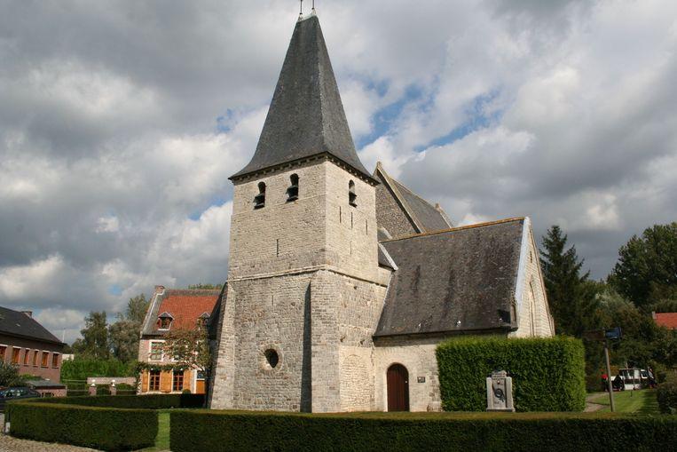 De Sint-Jan Evangelistkerk van Hoxem is de locatie voor het concert