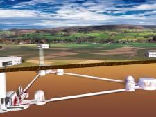 Beneluxparlement wil Einstein-telescoop vlakbij drielandenpunt