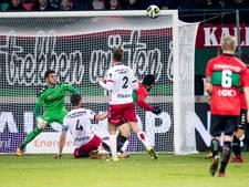 Helmond Sport stunt met uitblinkende Stijn van Gassel tegen koploper NEC