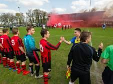 Afgelastingen zondagvoetbal: streep door Rood Zwart - Delden