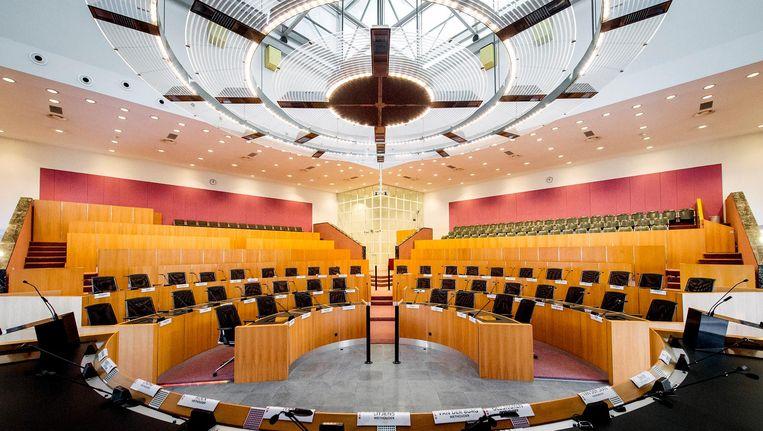 De raad stemde unaniem in met het voorstel Beeld anp