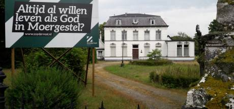 Een leven als God in Moergestel: nieuwe partij moet het bij de oude pastorie vlot gaan trekken