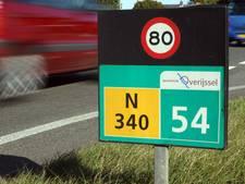 Onbegrip in Varsen over gevaarlijke kruising N340