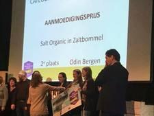 Aanmoedigingsprijs voor Bommelse biologische winkel