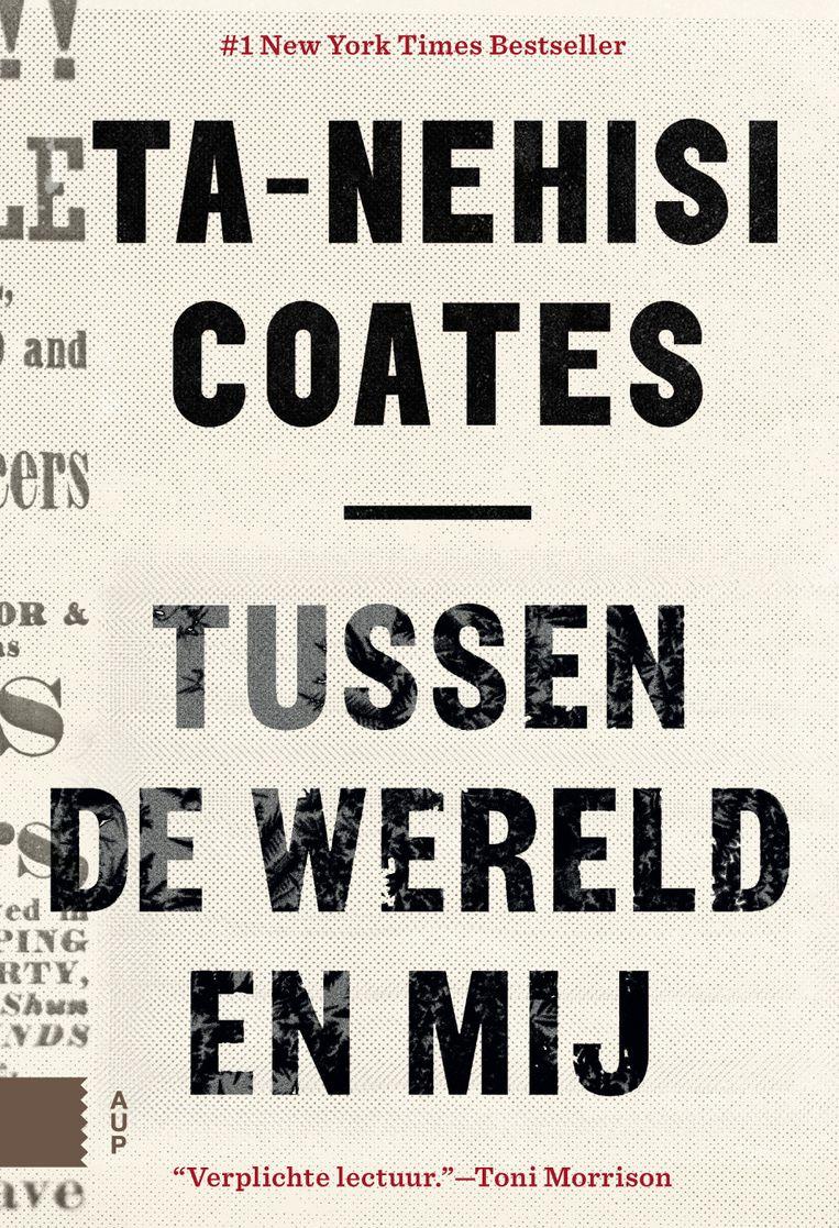 Ta-Nehisi Coates ziet ras als een machtsconstruct: het zwarte ras werd uitgevonden door witte slavenhandelaren. Beeld