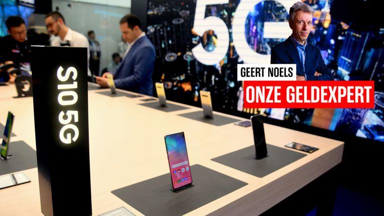 Nu is het nog nieuw, maar binnenkort hebben we allemaal 5G-technologie op onze smartphones.
