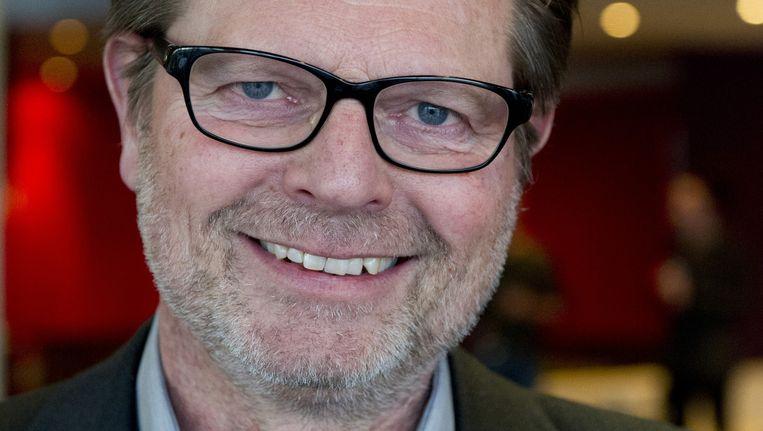 Directievoorzitter Hein van der Ree van Buma/Stemra. Beeld Hollandse Hoogte