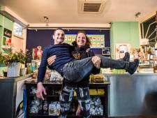 Dankzij pizza's kan Lotte uit Oosterbeek naar het WK gewichtheffen