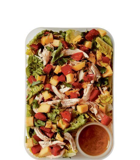 Te warm om te koken? Maak een van deze drie makkelijke salades (binnen 5 minuten klaar)