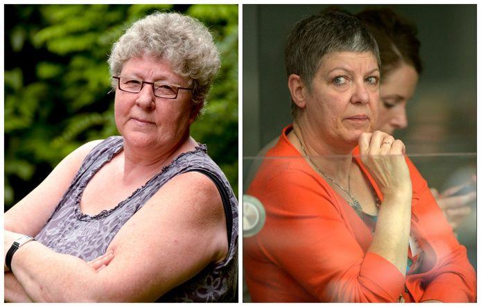 Mieke Van Hecke en haar collega van het Gemeenschapsonderwijs Raymonda Verdyck reageren verontwaardigd op de beslissing.