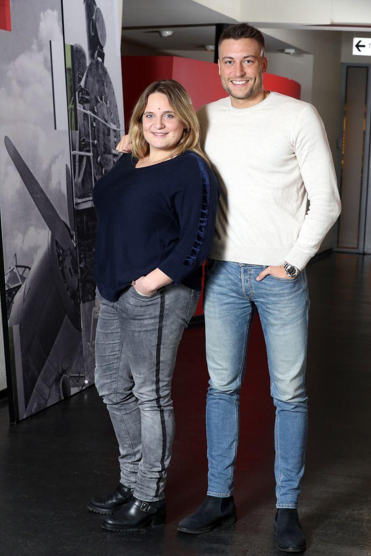 Viktor Verhulst en Ruth Beeckmans  December 2018