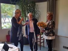 Onderscheiding voor oud-raadslid Ab Hofman
