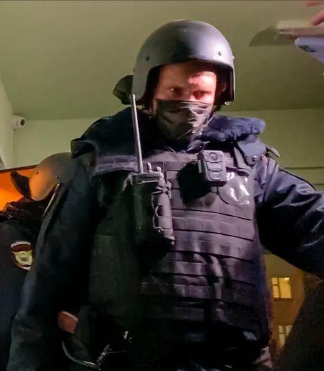 Broer van Russische oppositieleider Navalny opgepakt