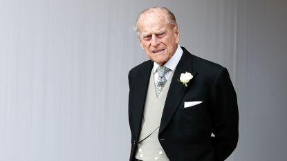 Prins Philip dan toch even naar ziekenhuis na autocrash