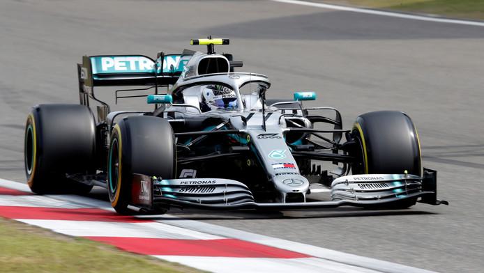 Valtteri Bottas partira en pole position lors du GP de Chine.