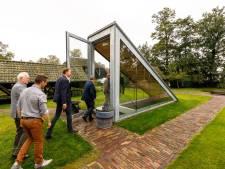 Politiek vergadert in Gieters museum