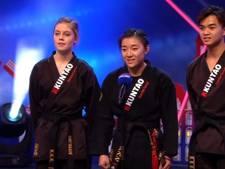 Harderwijkse sporters verbaasd over Golden Ticket Holland's Got Talent