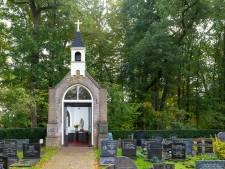 Kapel begraafplaats Hasselt in oude glorie hersteld