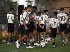 Thaise tieners uit de grot: 'Wij voelen ons schuldig'