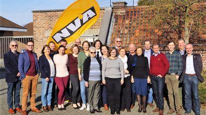 N-VA stelt nieuw bestuur voor: Isabelle Corbet is voorzitter