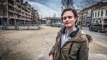 """Kortrijk heeft eigen 'Anuna': """"Ik ga door, tot aan onze eisen is voldaan"""""""