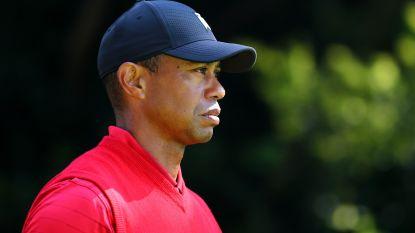Tien jaar na boetedoening staat golfer Tiger Woods weer aan de top