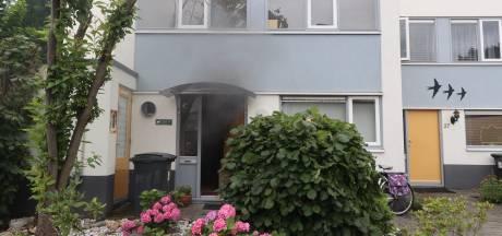 Twee honden uit huis gehaald bij woningbrand in Eindhoven