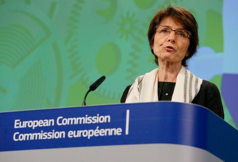 Eurocommissaris Marianne Thyssen.