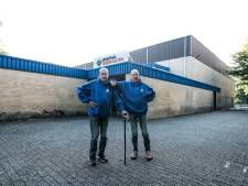 Tweeling Mark en Mike (50) is het liefst in de sporthal: 'Al bijna ons hele leven'