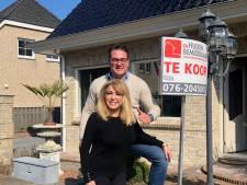 Aan alles komt een eind: Patricia Paay zet huis in Wernhout te koop