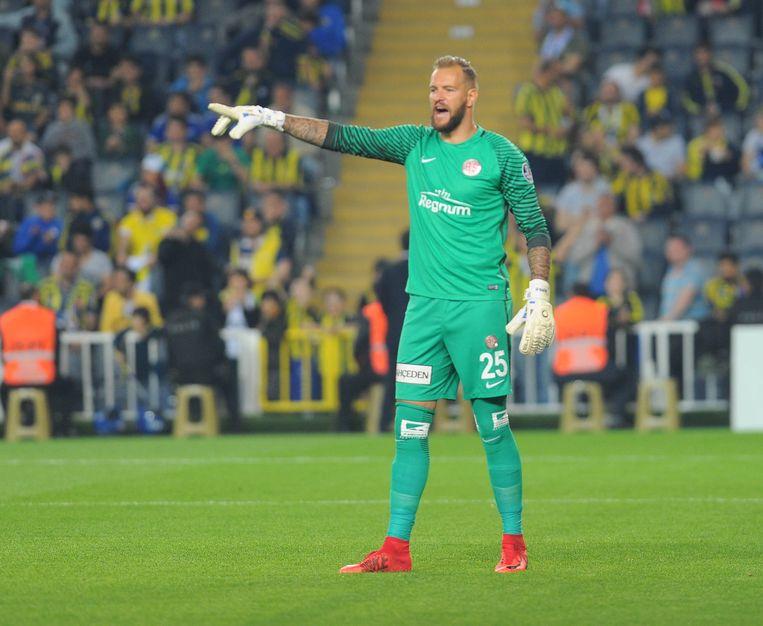 Ruud Boffin speelt al zeven jaar in Turkije.