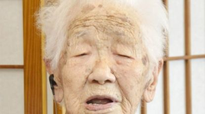 Japanse vrouw is oudste nog levende persoon