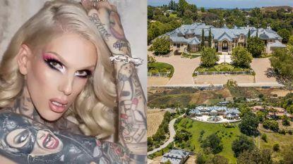 YouTuber Jeffree Star telt 13 miljoen euro neer voor riante villa