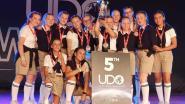Zeelse meisjes van Square Junior behalen vijfde plaats op WK Streetdance