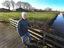 De wei van boer Tijn in Mill mag overlopen om Grave droog te houden