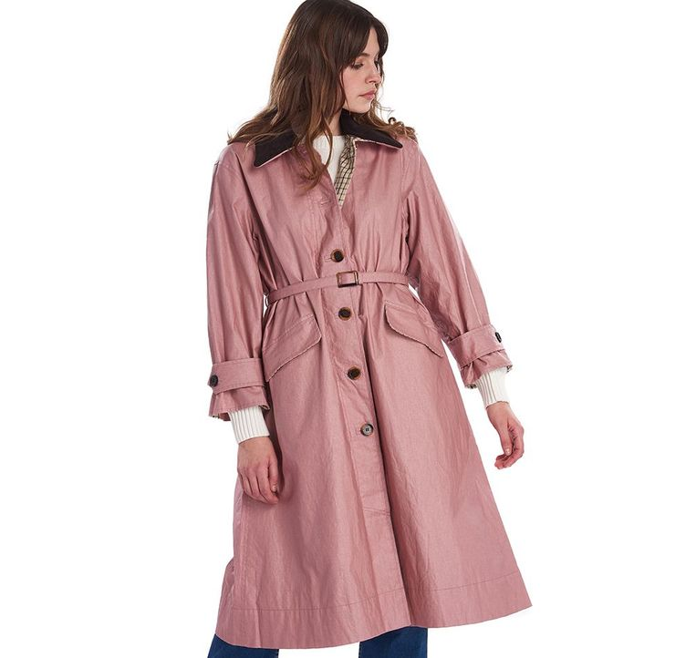 Barbour by Alexa Chung. Beeld Barbour