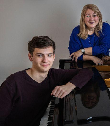 Jasper uit Best wint prestigieus concours met eigen compositie