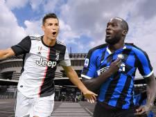 Même privé de quatre mois de salaire, Ronaldo gagne trois fois plus que Lukaku