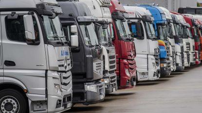 Proefproject: Antwerpen weert vrachtwagens tijdens begin - en einduren scholen