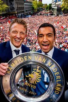Wie moet Van Bronckhorst opvolgen bij Feyenoord?