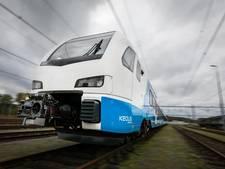 Nieuwe sneltrein in 48 minuten van Enschede naar Zwolle