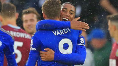 Tielemans knalt Leicester met knappe winner naar derde plaats, Tottenham stelt weer teleur