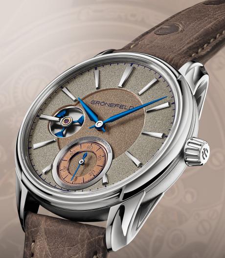 Horloge van Oldenzaalse broers brengt 63 mille op